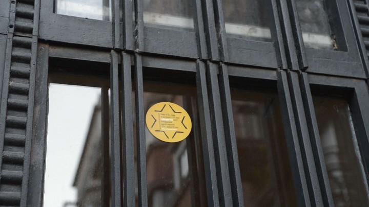 Csillag a házon