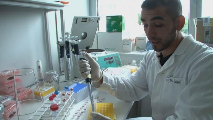 A biológus