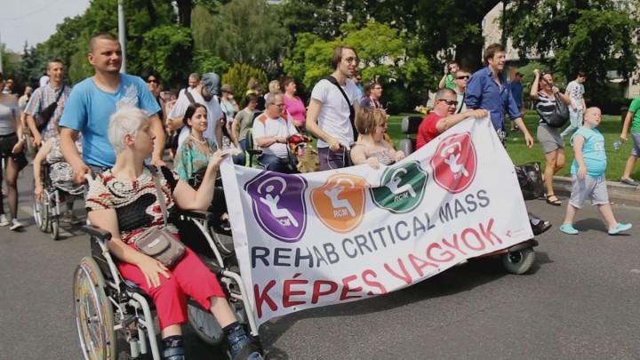 Képes vagyok-Rehab Critical Mass 2016